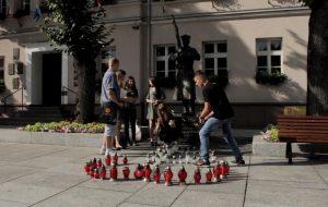 Wolsztyn - 72 rocznica wybuchu Powstania Warszawskiego