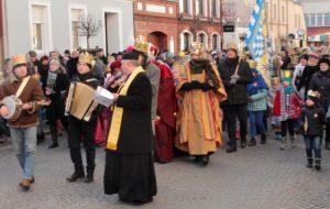 II Wolsztyński Orszak Trzech Króli