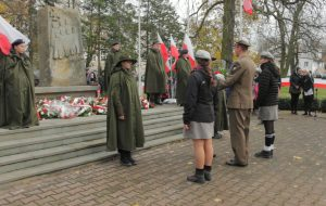 Obchody Święta Niepodległości w Wolsztynie