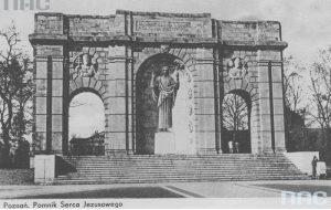 Wolsztyński akcent Pomnika Wdzięczności