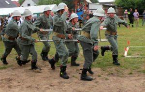 Zawody sikawek konnych w Jaromierzu