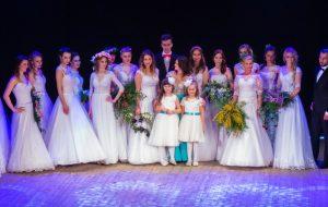 Pokaz sukni - Gala Ślubna w Nowym Tomyślu