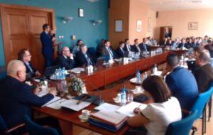 XIII Sesja Rady Miejskiej w Wolsztynie