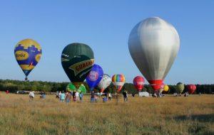Balonowy Puchar Leszna (wideo)