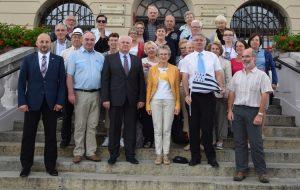 Goście z Francji w Grodzisku Wlkp