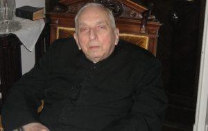 Śp. Ksiądz prałat Włodzimierz Okoniewski