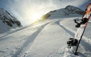 Pierwsze kroki na snowboardzie