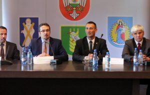 Podpisanie listu intencyjnego w sprawie wolsztyńskiego szpitala