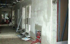 Postępy przy rozbudowie szpitala w Grodzisku Wlkp