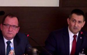 Sesja Rady Powiatu Wolsztyńskiego dotycząca SPZOZ (wideo)