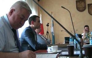 Dyskusja nad Związkiem Międzygminnym Obra (wideo)