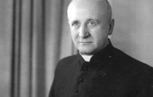 """Informacja dotycząca podjętego projektu pt. """"Ślady pamięci – ksiądz prałat Antoni Gryczka (1896 – 1959)"""