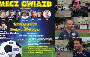Charytatywny Mecz Gwiazd w Wolsztynie
