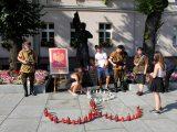 73 rocznica wybuchu Powstania Warszawskiego - Wolsztyn