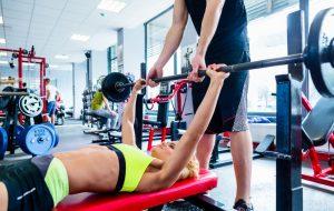 Profesjonalny fitness z trenerem