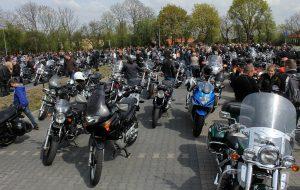 Rozpoczęcie sezonu motocyklowego - Wolsztyn 2016