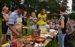 Warsztaty kulinarne w WTZ Wolsztyn i Grodzisk Wlkp